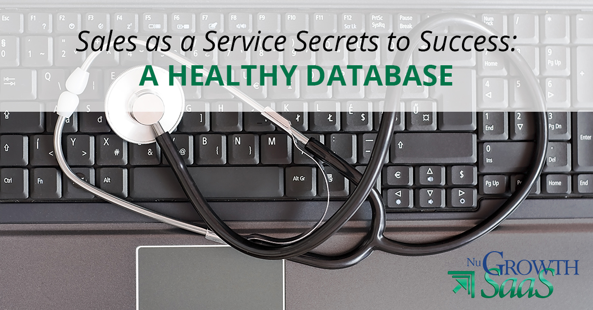 Secrets to a healthy database 7.24