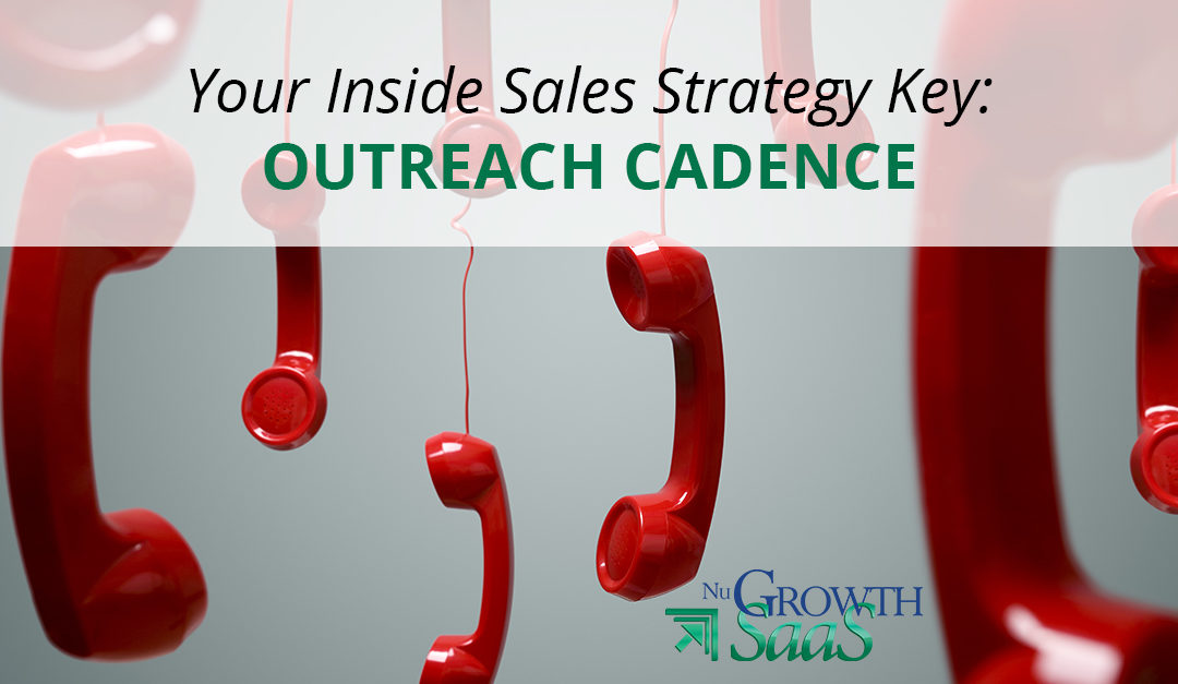 Your Inside Sales Strategy Key: Outreach Cadence