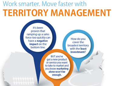 Work Smarter, Move Faster with Territory Management