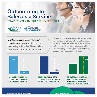 Outsourcing to Sales as a Service